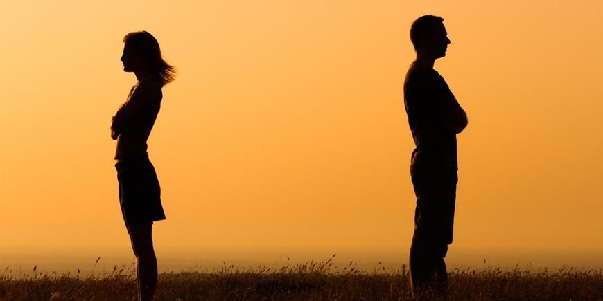 Հինգ սխալ հարաբերություններում, որոնք երաշխավորում են բաժանումը